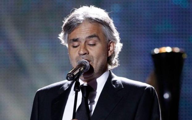 Andrea Bocelli